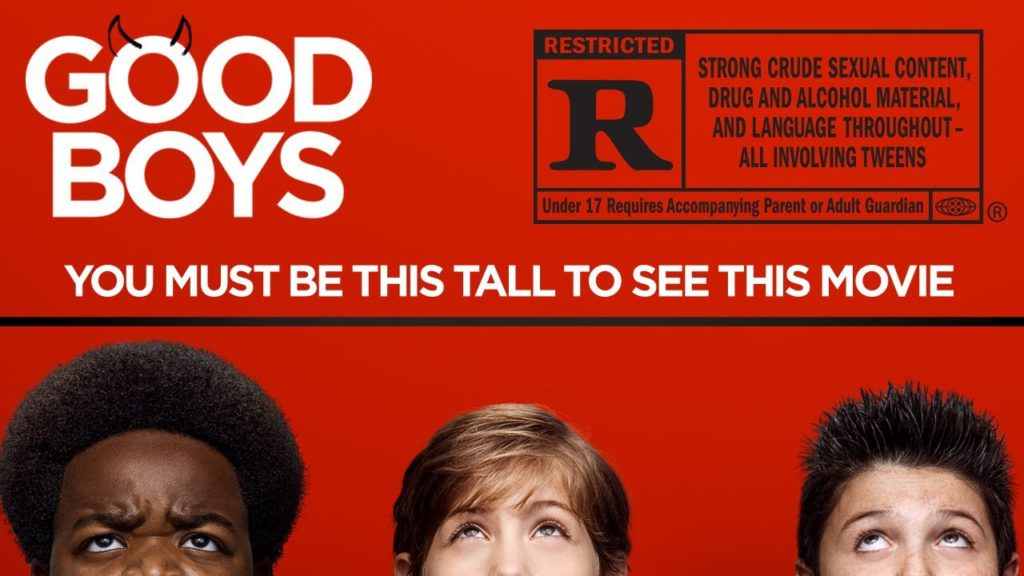 Good Boys (2019) – Official Trailer   Releasing This Summer