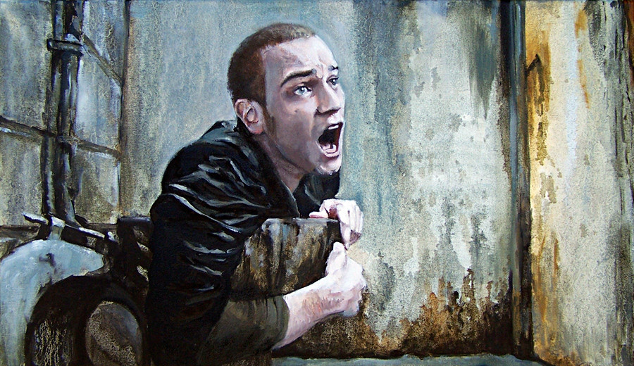 most disturbibg movies -Trainspotting 1996