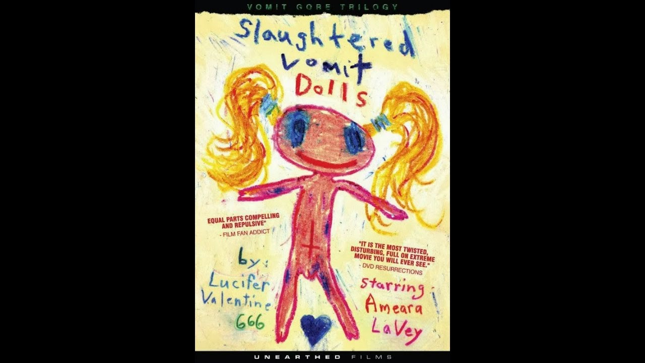 Slaughtered Vomit Dolls 2006 movie
