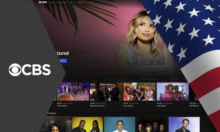 How to Watch CBS All Access in UK [Live Stream Online 2020]