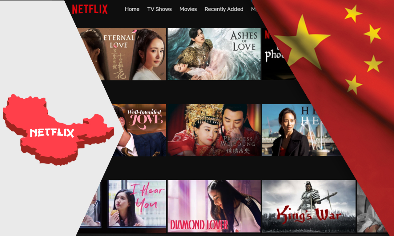 How to Watch Netflix in China in 2020 with 5 Easy Steps