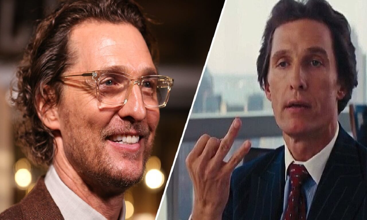 Steamy Professor in the Class- Matthew McConaughey is Now Professor at UT