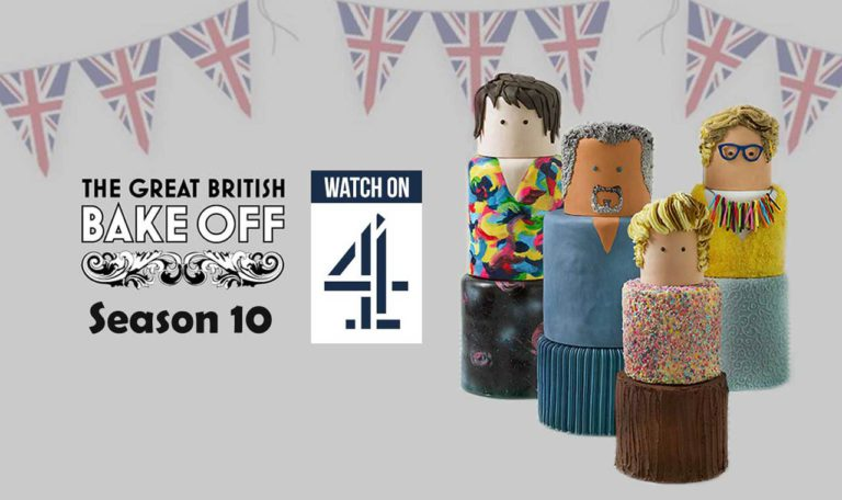 How to Watch The Great British Bake Off Online   GGBO Season 10