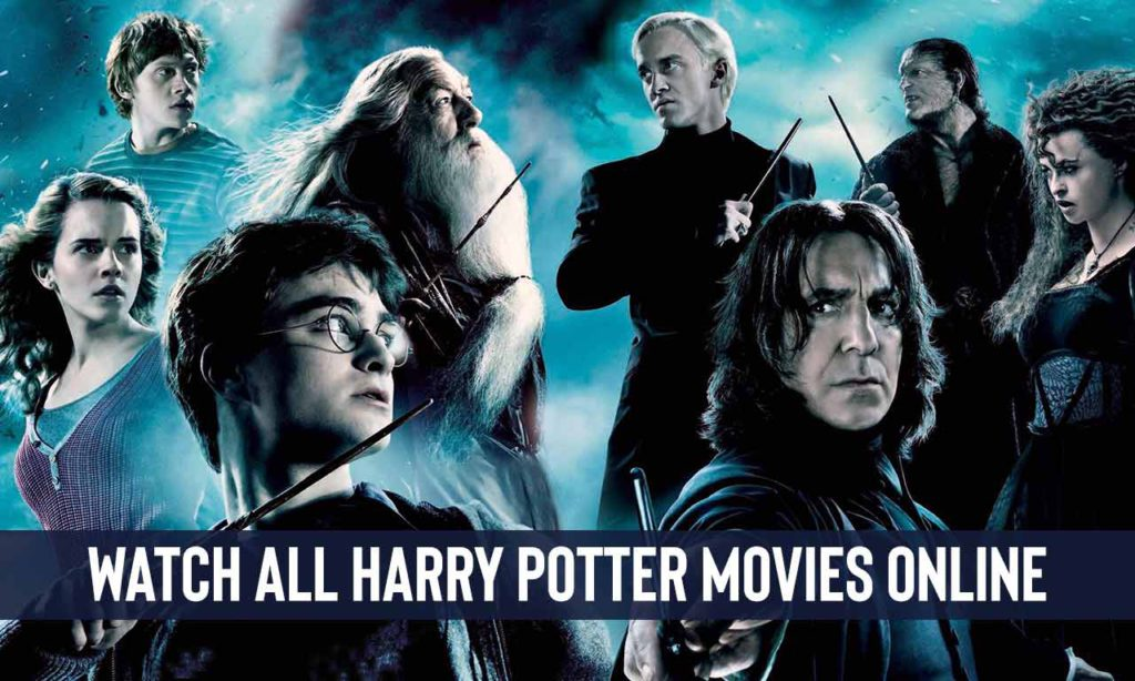 How to Watch All Harry Potter Movies – Netflix & 6 Other Ways!