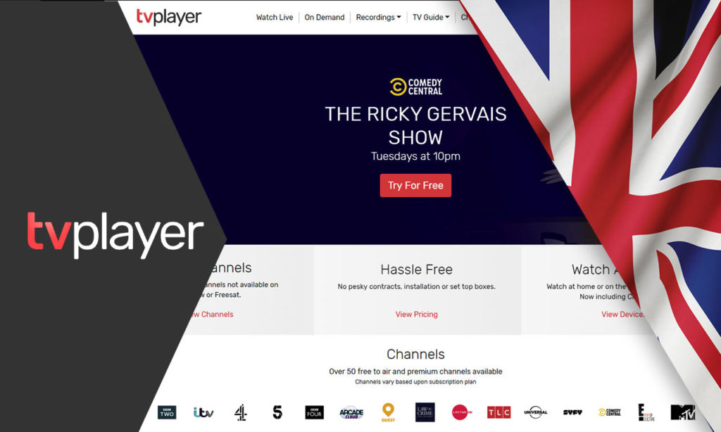 How to Watch TVPlayer Outside UK in 2020 Anywhere Abroad
