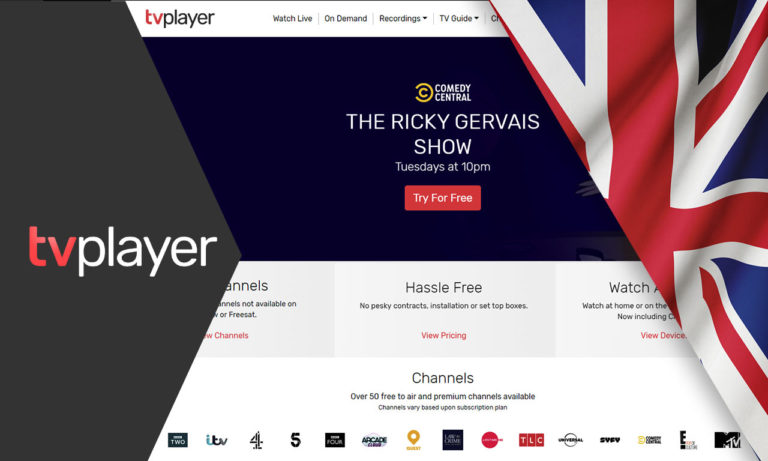How to Watch TVPlayer Outside UK in 2021 Anywhere Abroad