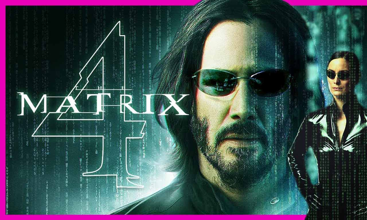 Matrix 4 Officially Confirmed- Keanu Reeves & Carrie Anne are Back!