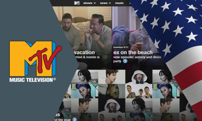 How to Watch MTV US in UK | Live Stream Online Abroad