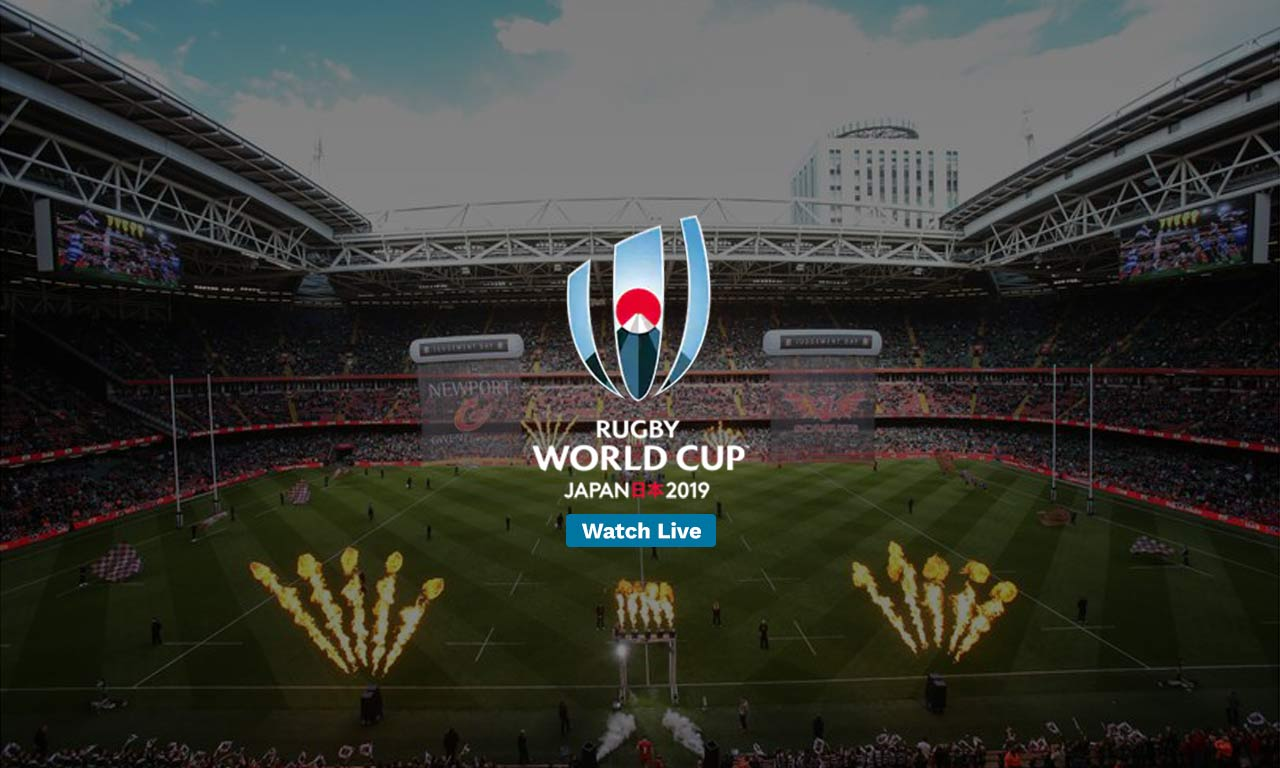 How to Watch Rugby World Cup 2019 Live Stream