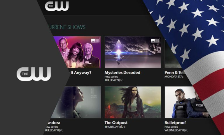 How to Watch The CW Outside US or overseas in 2020