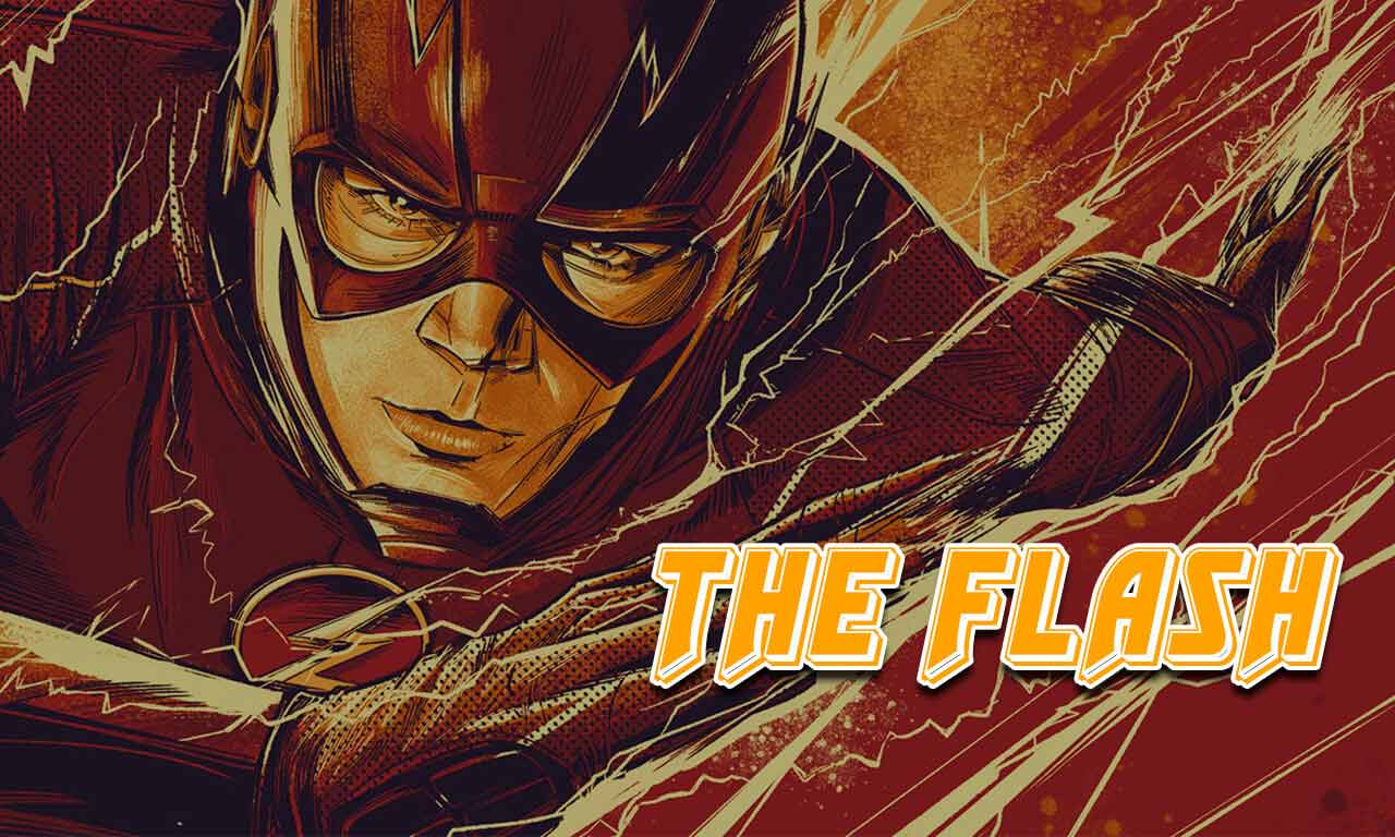 How to watch the Flash Season 7 Online Outside US