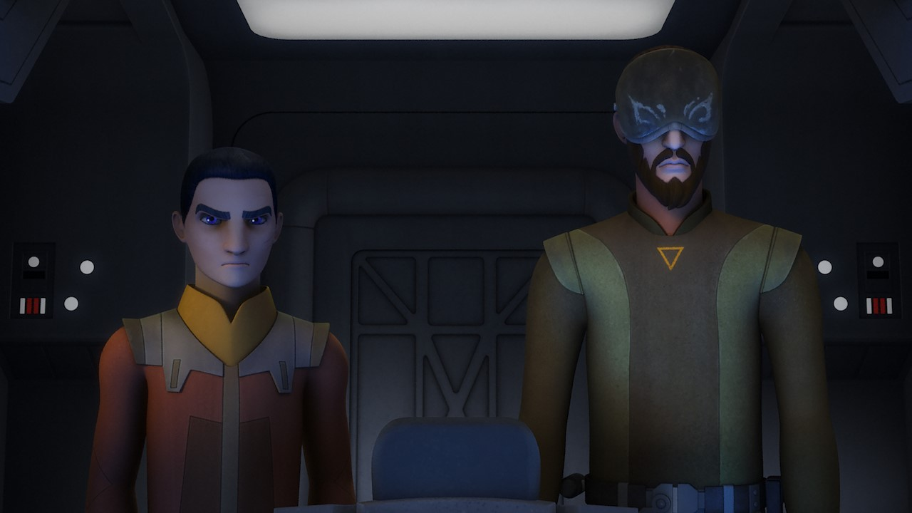 Watch Star Wars Rebels Season 3