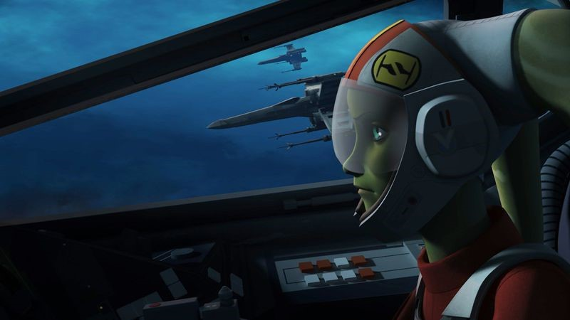 Watch Star Wars Rebels Season 4