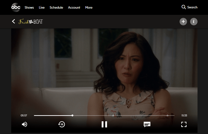 Fresh Off The Boat Watch Online - working