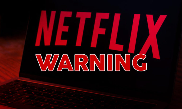 Free Netflix Scam Can Easily Hack Your Bank Account