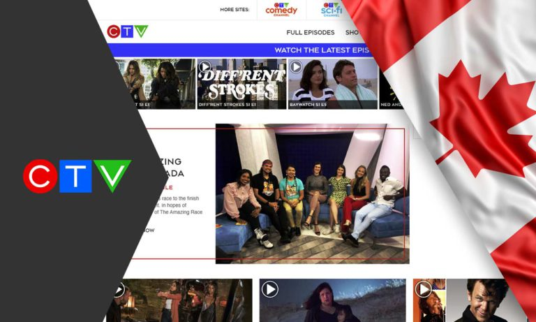 How to Watch CTV outside Canada [2020 Update]