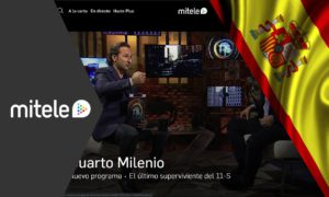How To Watch Mitele Outside of Spain [October 2020]