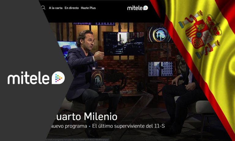 How To Watch Mitele Outside Spain in 2020
