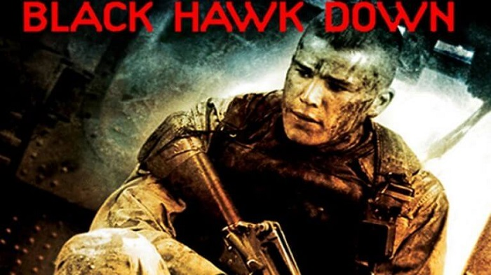 Black Hawk Down Tom Hardy
