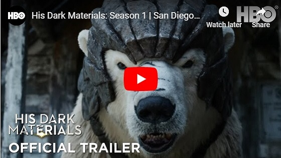 Watch His Dark Materials on HBO