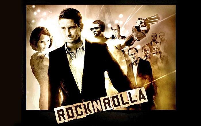 Rock N Rolla Tom Hardy