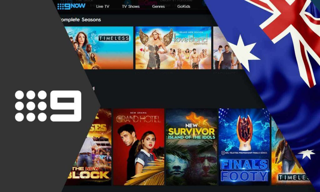 How to watch channel 9 Australia Live Overseas (9Now) in 2020