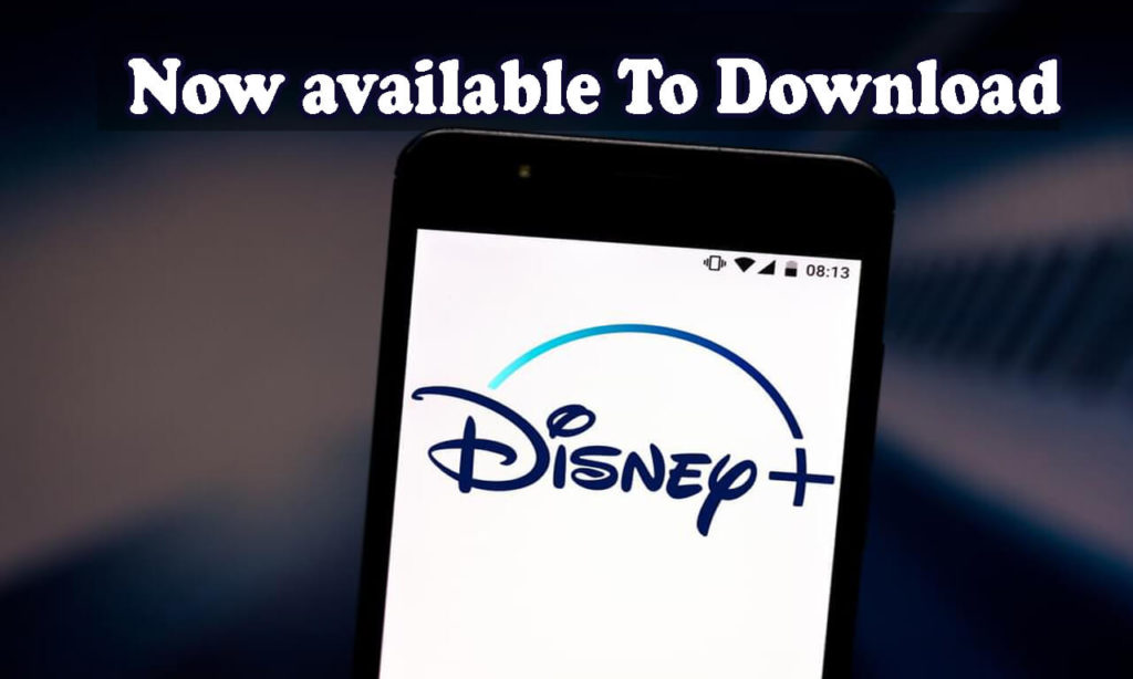 Disney Plus Apps Released & Ready To Download