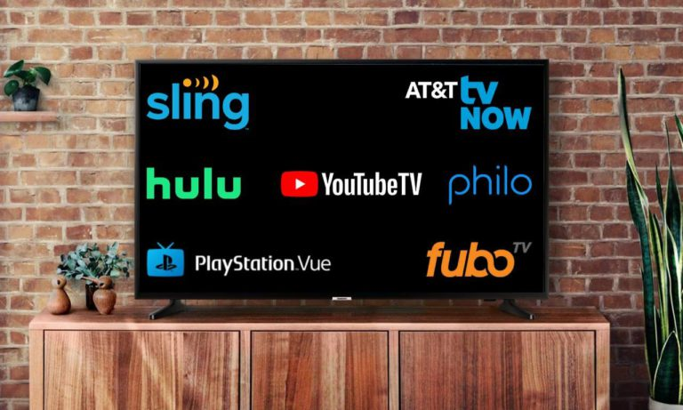 7 Best Live TV Streaming Services for Cord Cutters 2020