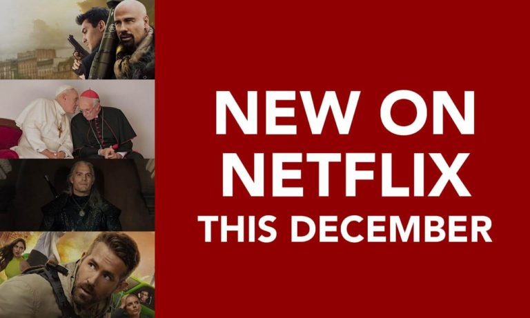 New on Netflix- All Movies & Shows Coming in December 2019