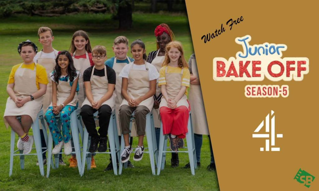 How to Watch Junior Bake Off Online | Season 5