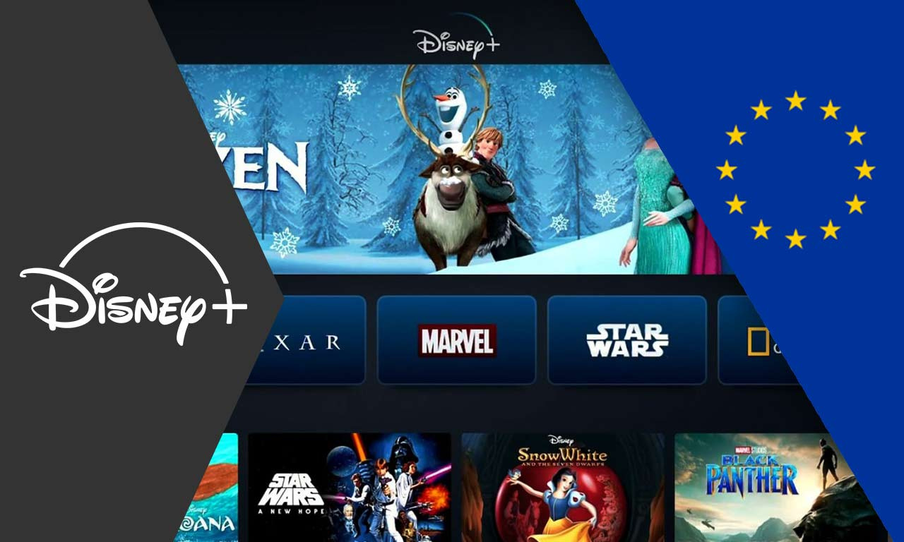 How to Watch Disney Plus in Europe All Over (2021 Updated)