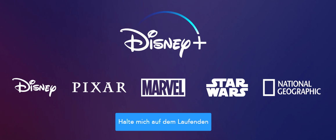 disney plus germany