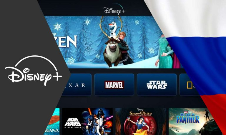 How to Watch Disney+ in Russia