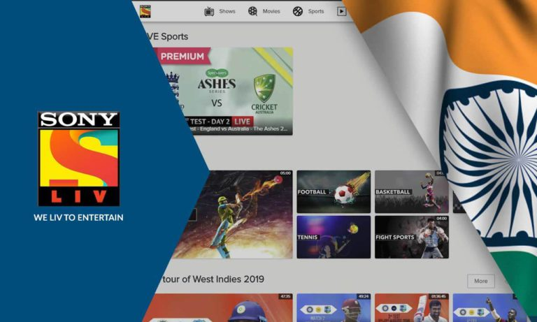 How to Watch SonyLIV in USA from Outside India