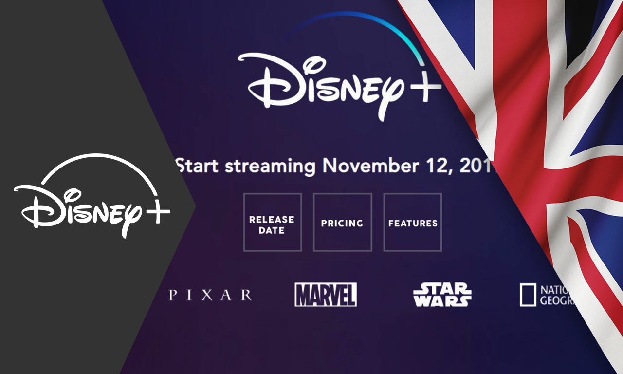How to Watch Disney Plus in UK or Anywhere