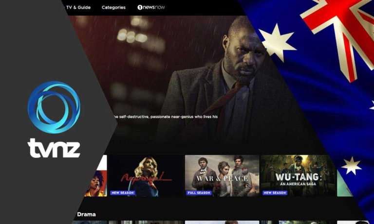 How to Watch TVNZ on Demand Overseas from Outside New Zealand