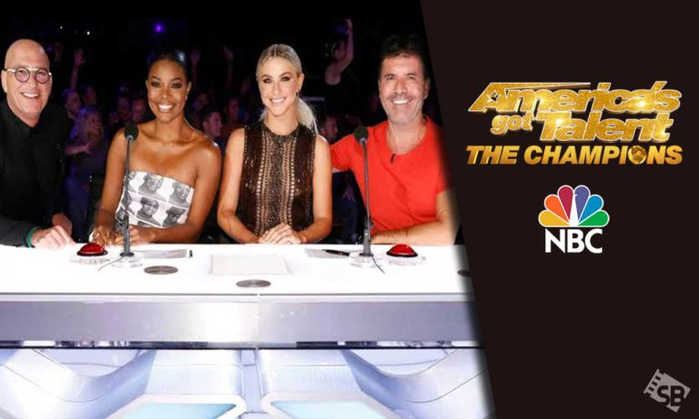 Watch America's Got Talent: The Champions Season 2 Online Live