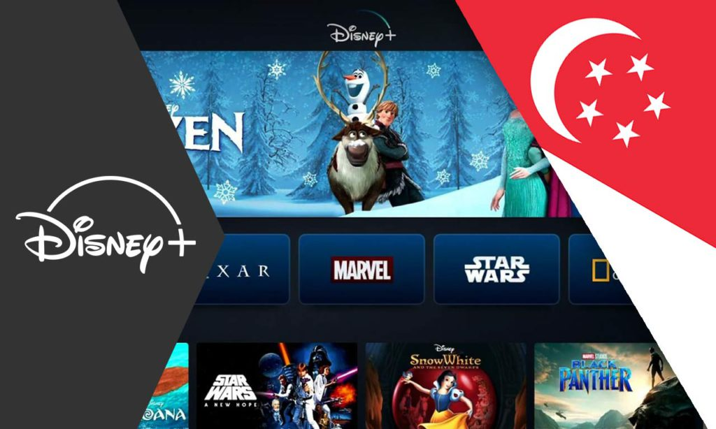How to Watch Disney Plus in Singapore [US Version] in 2020