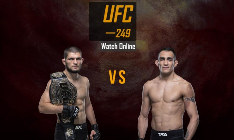 How to Watch UFC 249 Live Online from Anywhere Abroad