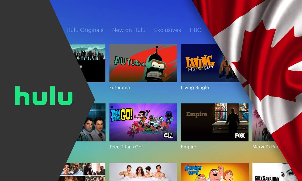 How to Watch Hulu in Canada in 2021 [Location Trick]