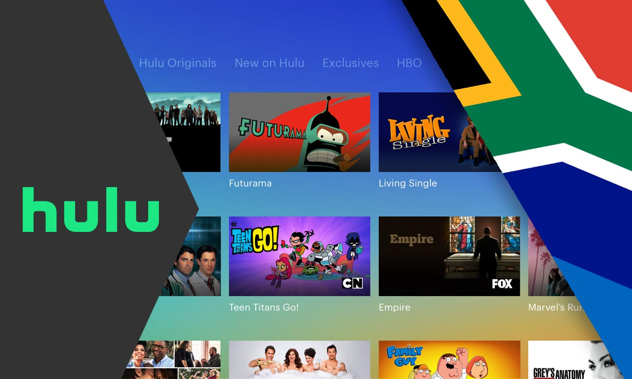 How To Watch Hulu in South Africa [2020 Update]