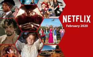 Everything New On Netflix- February 2020
