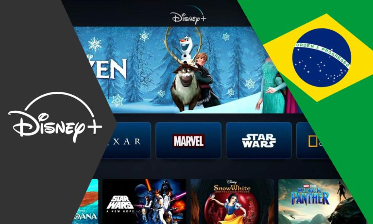 How to Watch Disney+ in Brazil (January 2021)