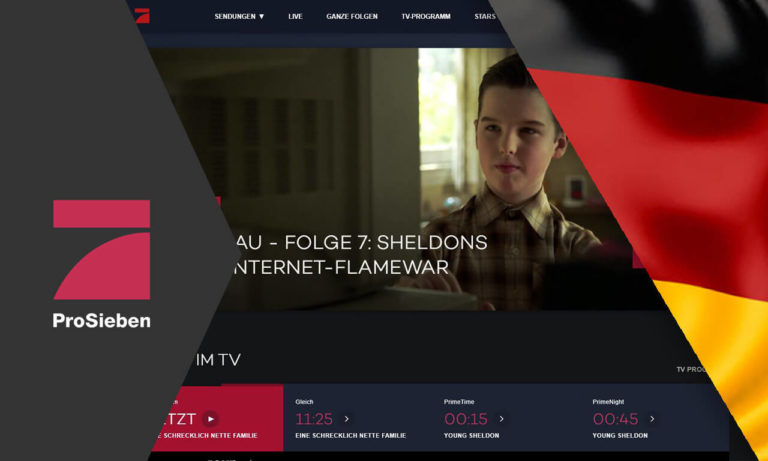 How to Watch ProSieben Outside Germany [Oct. 2020]