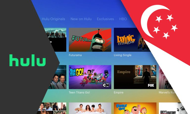 How to Watch Hulu in Singapore in 2020 [November Updated]