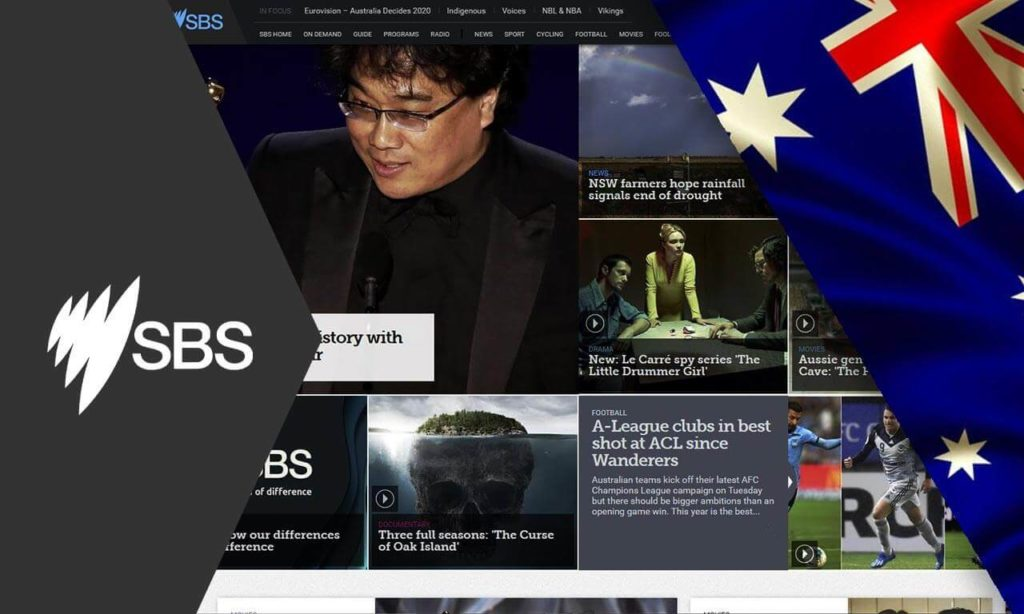 How To Watch SBS Outside Australia (Unblock on Demand)