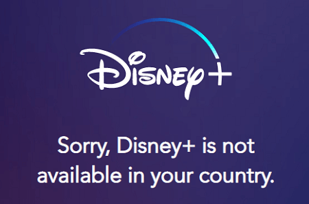 disney plus not working