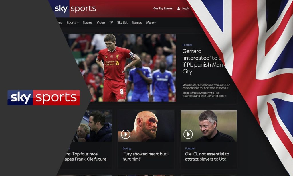 How to Watch Sky Sports in USA (2020 Guide)