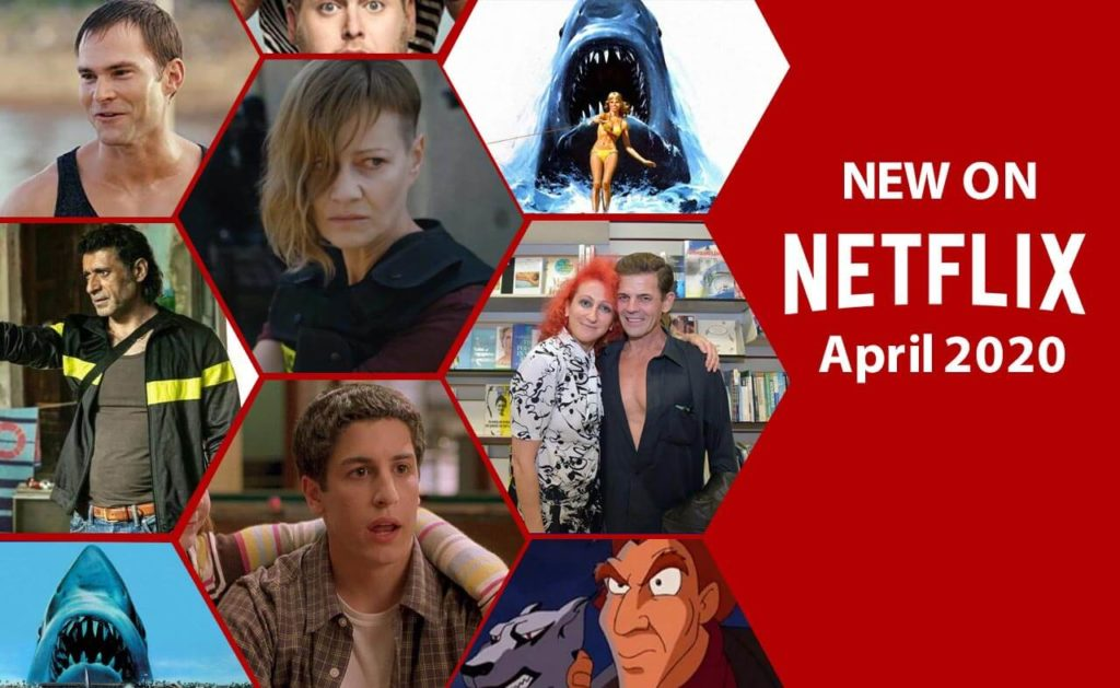 Everything New on Netflix in April 2020