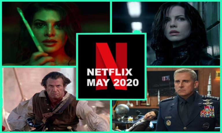 Everything New On US Netflix May 2020